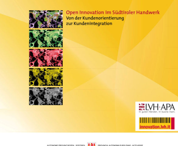 Open Innovation im Südtiroler Handwerk