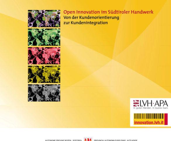 Open Innovation im Südtiroler Handwerk