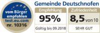 Gemeinde Deutschnofen - vom Bürger empfohlen