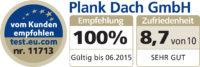 Plank Dach