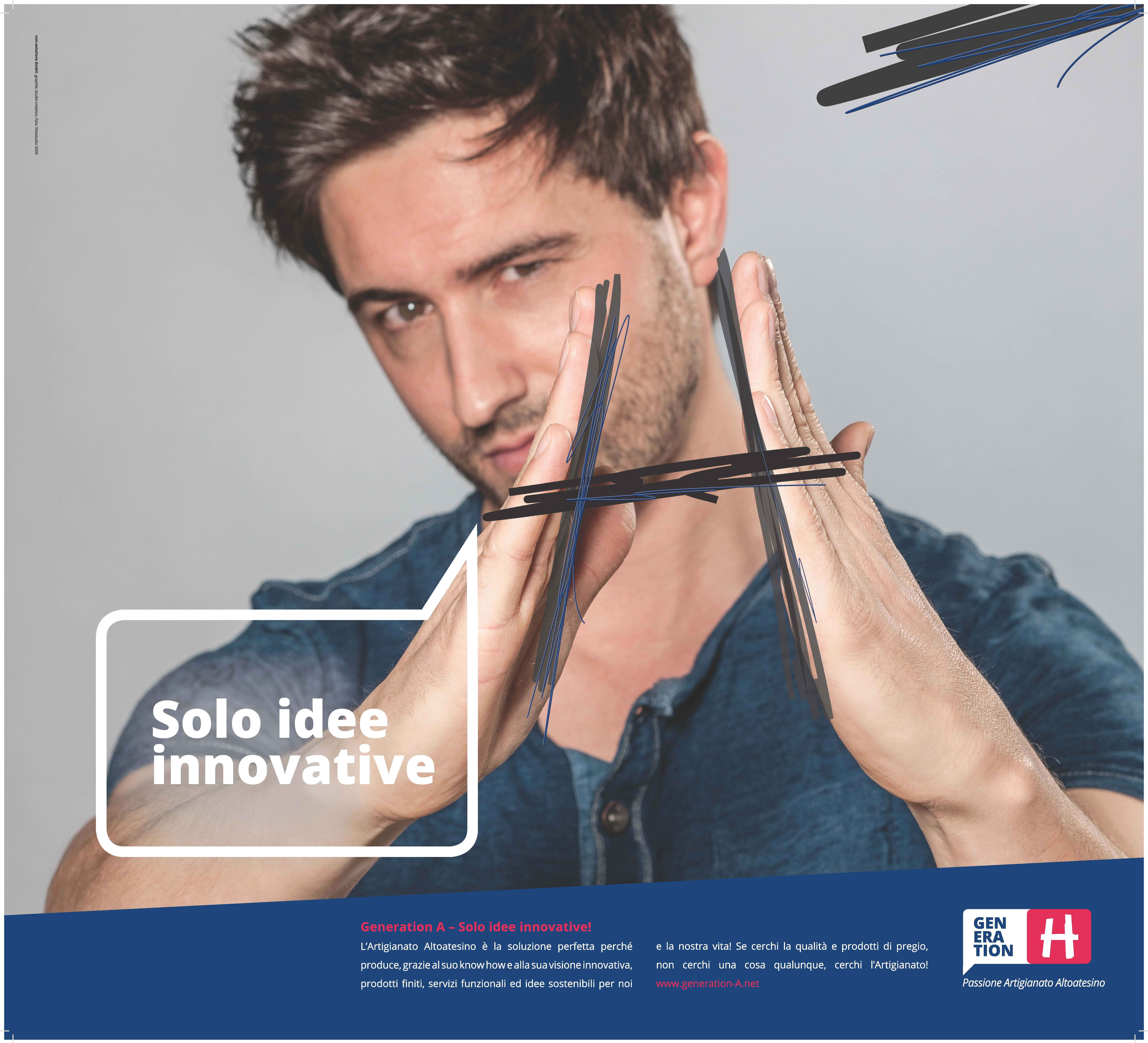 Generation A - Passione Artigianato Altoatesino - rcm-solutions srl